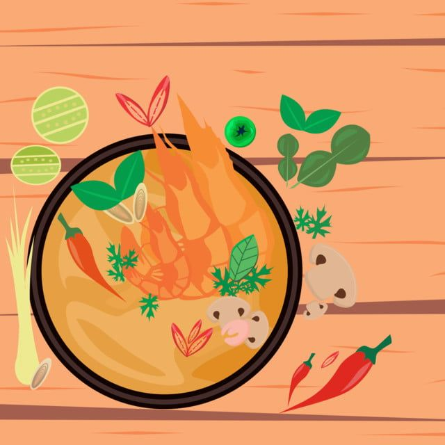 Thai Food Vector Design Illustration Food Clipart Food Thai Png Transparent Image And Clipart For Free Download Food Illustration Art Illustration Design Food Clipart