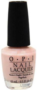 women opi nail lacquer - # nl h33 otherwise engaged nail polish 0.5 oz