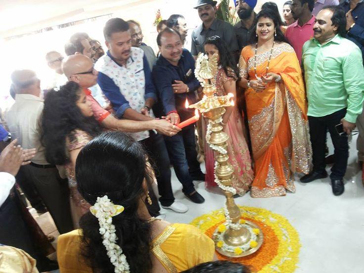 Lalithaa Jewellery Purasawalkam Showroom opening celebrations #kirankumar #lalithaajewellery