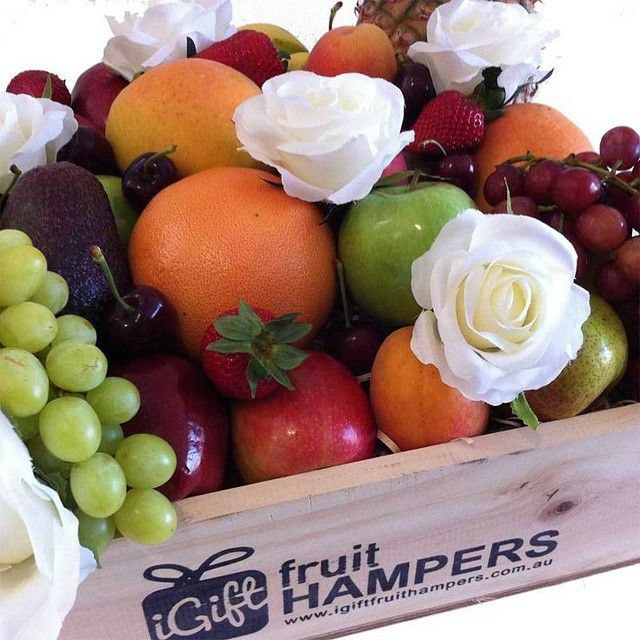 25 best christmas special hampers gift ideas images on pinterest premium christmas hampers by igift fruit hampers free australia wide delivery on all xmas hampers negle Gallery