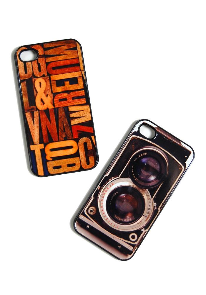 Handmade iPhone Case.