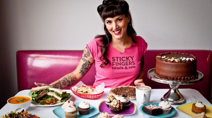 A two-time Cupcake Wars winner on the chemistry of vegan baking | The Splendid Table