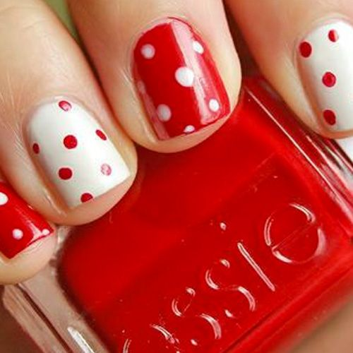 569 best christmas nail designs images on pinterest christmas diy christmas nail art 50 christmas nail designs you can do yourself solutioingenieria Gallery