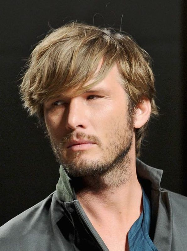 Cool shaggy hairstyles for men 2016