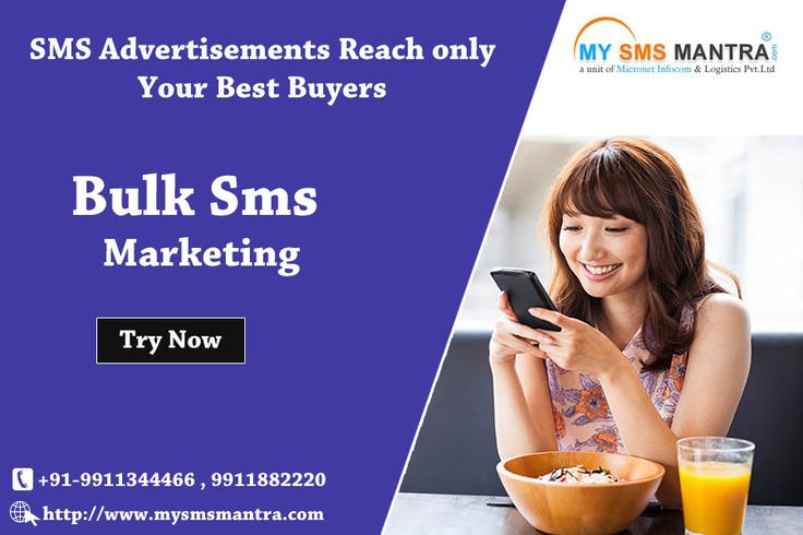 For all your marketing needs, use our mobile marketing services to send Bulk SMS to anywhere in India at the lowest rates @ https://goo.gl/bwBvf