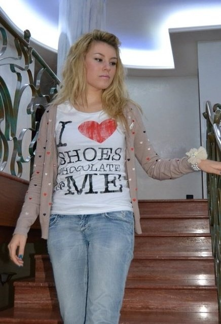 DressMe – I love…  Ovs in T Shirt