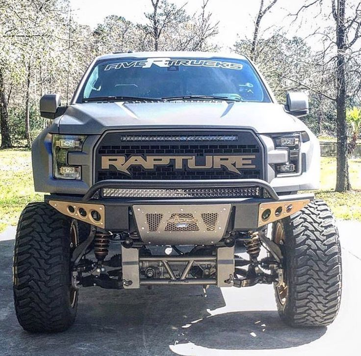 17 Best images about Ford on Pinterest | 2017 ford raptor ...2015 Ford Raptor Lifted