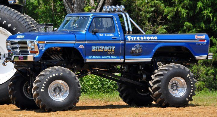 Bigfoot 1 Monster Truck