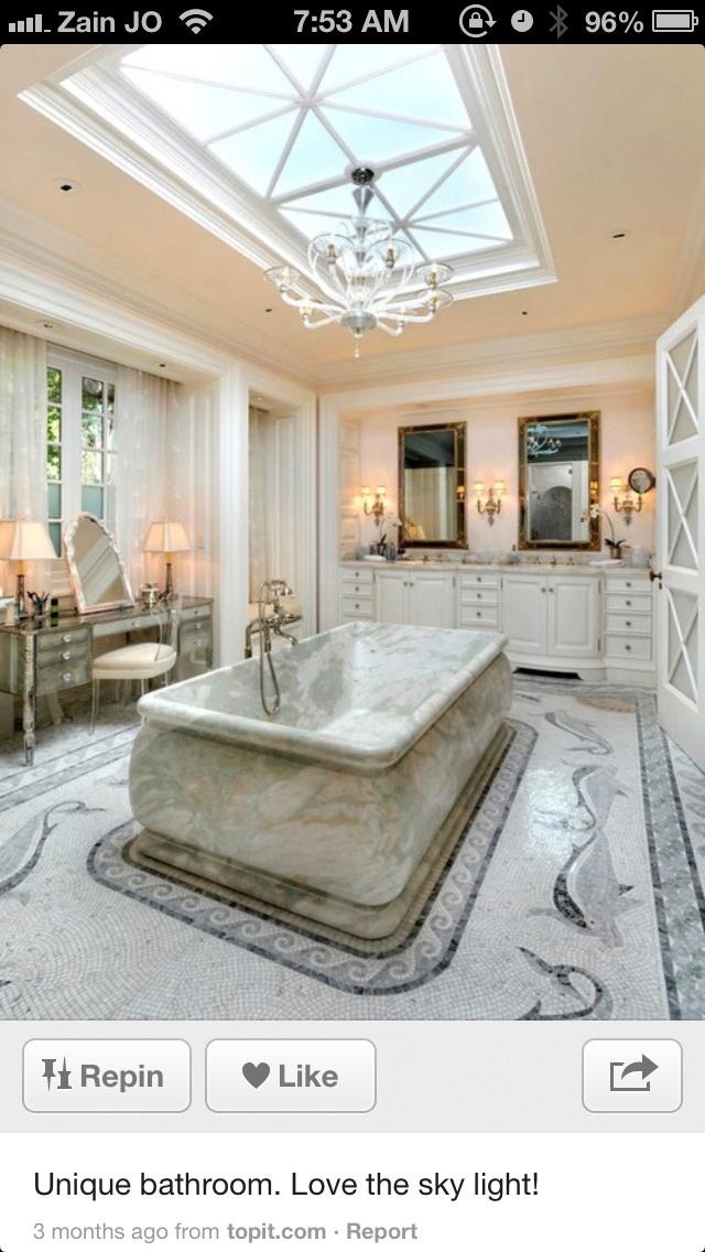 Fancy Bathroom U0026 Shower