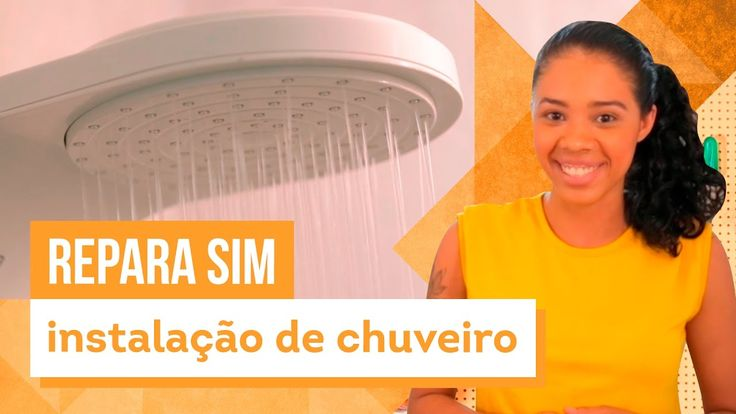Como instalar chuveiro elétrico? - Aprenda com Paloma Cipriano - CASA DE...
