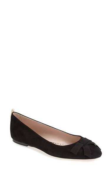 SJP by Sarah Jessica Parker SJP 'Audrey' Skimmer Flat (Women) available at #Nordstrom