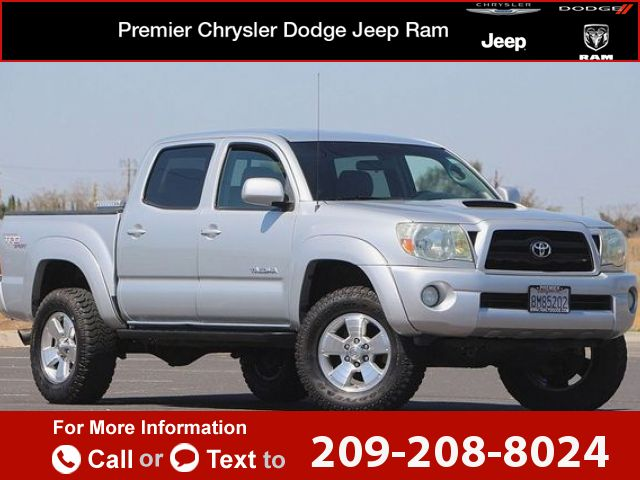 2008 *Toyota*  *Tacoma*   125k miles Call for Price 125713 miles 209-208-8024 Transmission: Automatic  #Toyota #Tacoma #used #cars #PremierCDJRTracy #Tracy #CA #tapcars