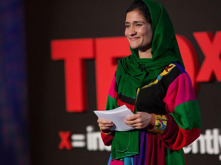 Shabana Basij-Rasikh: Dare to educate Afghan girls | Talk Video | TED.com