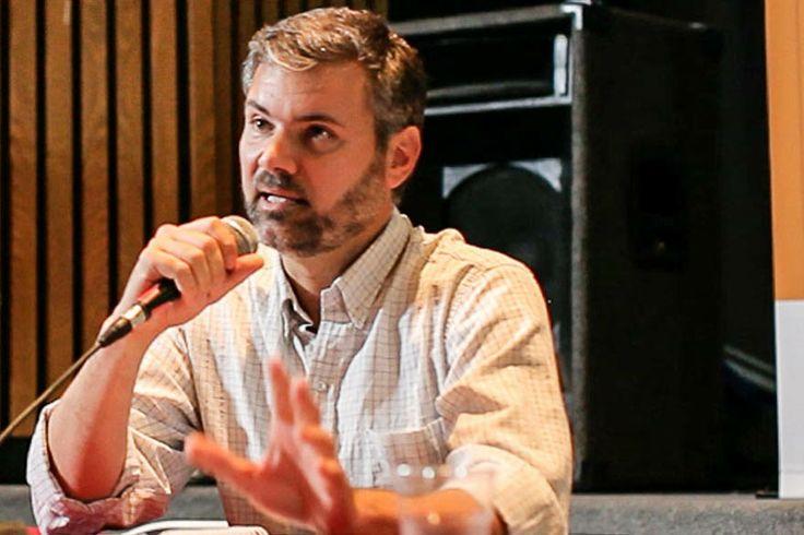 Pablo Vagliente de Avina - Profaess abre el último panel del encuentro con alta convocatoria entre organizaciones sociales, empresas, organismos de cooperación internacional, universidades y personas interesadas en las finanzas alternativas.