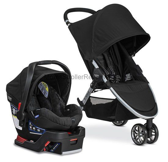 Britax B-Agile is lightweight stroller that is a big competition for City Mini. It has been updated in 2016, but stayed the same for 2017. Just like City Mini, it has an easy one-hand fold and weig…
