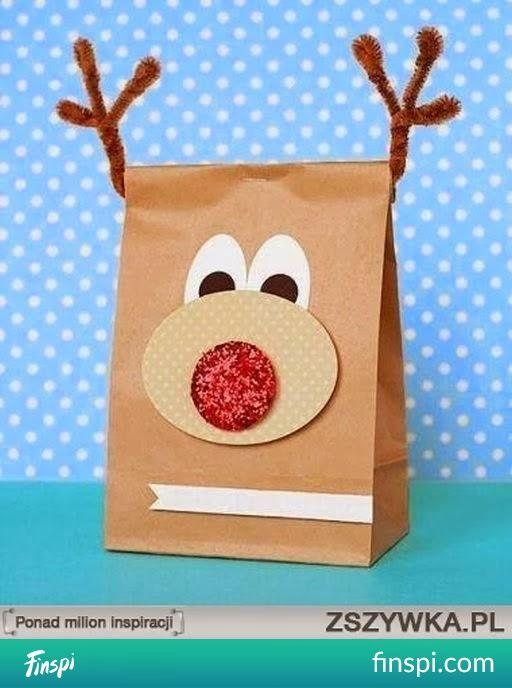 reniferek #christmas #decor #holidays #diy #gift #ornamentation #gifts