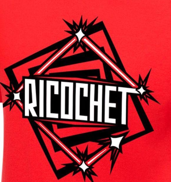 Ricochet Logo-NXT | wwe logos | Wwe logo, Wwe, Watch wrestling