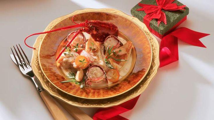 100 idées de plats pour votre repas de Noël  – recette plat
