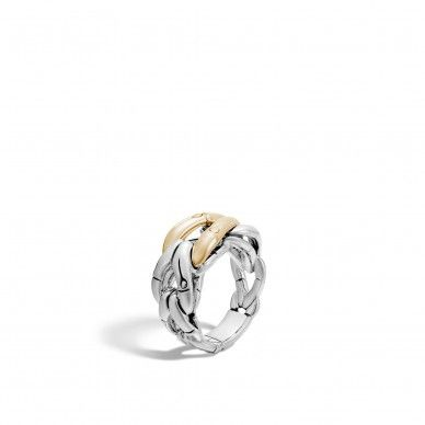 John Hardy Bamboo Collection Woven Fashion Ring