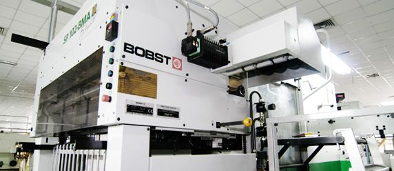 Just wanted to give some feedback regarding the Used Bobst Die Cutting Machines, which we bought from Goodmachine. It's been a year now since we purchased them and they have been performing amazingly well, without any problems.