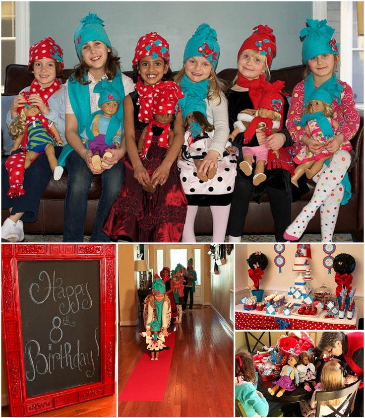 225 Best Images About American Girl Party Ideas On