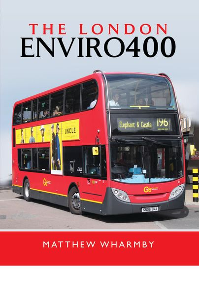 #Books4Friday We're really loving Transport History author Matthew Wharmby's title 'The London Enviro400' this week so here's a feature for #Books4Friday  http://www.pen-and-sword.co.uk/The-London-Enviro-400-Hardback/p/12113