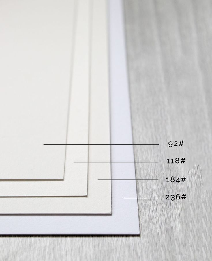 how to return address wedding envelopes%0A The ultimate guide to cardstock  We help take the guess work out of  selecting
