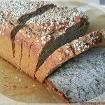 Luchtig glutenvrij brood zonder gist met aardappelvlokken