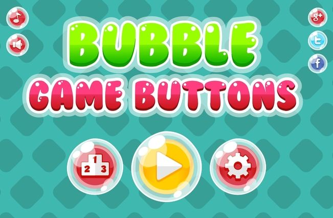 free bubble game button casual