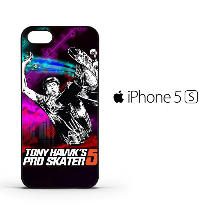 Tony Hawk Pro Skater D0132 iPhone 5 | 5S | SE Case