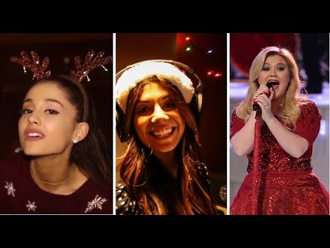 1 Hour of Modern Christmas Songs 2016