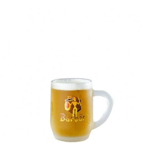 Verre à bière Barbar 25 cl Verre à bière de collection