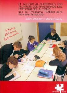 El acceso al currículo por alumnos con TEA: uso del programa TEACCH para favorecer la inclusión.