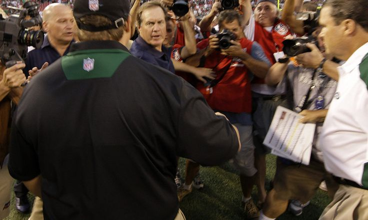 Ex-Jets' coach Eric Mangini wishes he hadn't started 'Spygate' with the Patriots = Back in 2007, Eric Mangini was the head coach of the New York Jets, and be became suspicious that the New England Patriots were illegally taping his team's defensive signals during a game in September. He mentioned.....