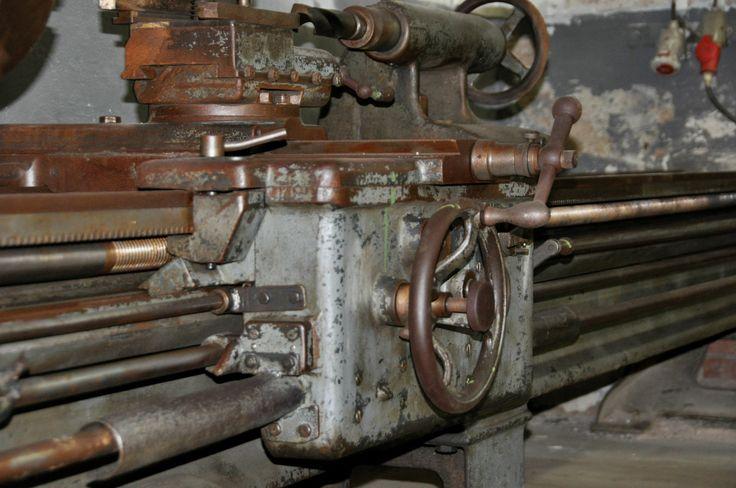 Drehmaschine gebraucht 3000 mm Spitzenweite