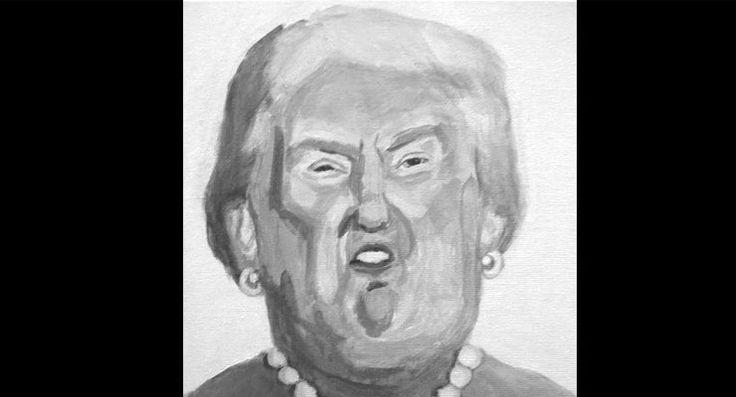 Trump'a karşı feminist sanat sergisi: Edepsiz Kadınlar