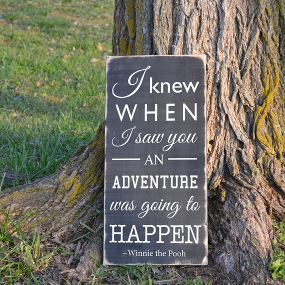 It would be cute to have this somewhere in the wedding decor. Maybe I could use the mirror we have in our living room that has this quote?