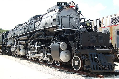 Big Boy Steam Locomotive | Big Boy - train locomotive steam phototrip bigboy boy big (click to ...