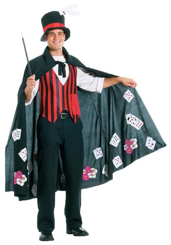 Adult Magician Costume #Halloween