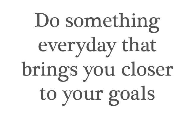 Hoe gaat het met jouw doelen voor 2015? - Eat.Run.Love.