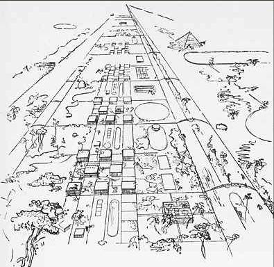 37 best ideais urbanisticos do séc XlX images on Pinterest City - best of blueprint detail crossword clue