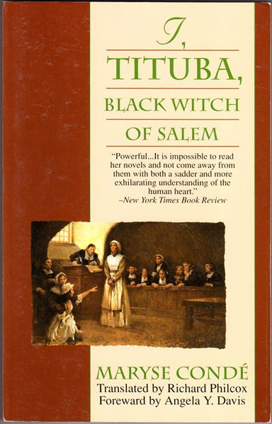 tituba the reluctant witch of salem According to the book tituba: the reluctant witch of salem, tituba remained in jail but as the witch trials continued, she retracted her confession.