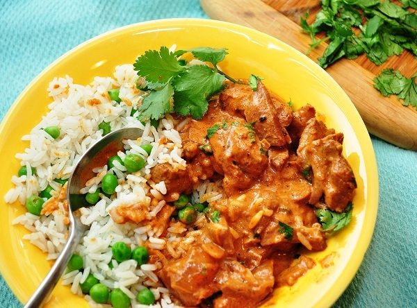 Курица в сливочном соусе Тикка масала Если вы любите восточную кухню, вам безусловно понравится этот шикарный индийский рецепт – курица в сливочном соусе – в мультиварке ее приготовить легко!