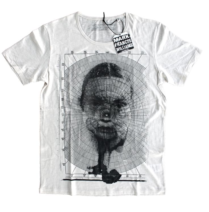 Mark Francis Williams T-Shirt. Wearable Art. markfranciswilliamsart.com