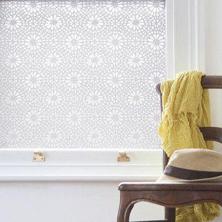 Decorative Window Film - eclectic - window treatments - 2Jane