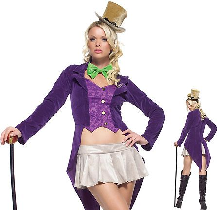 Magical Candy Maker Halloween Costumes for Women Willy Wonka and the Chocolate Factory style  sc 1 st  Pinterest : custom costume maker  - Germanpascual.Com