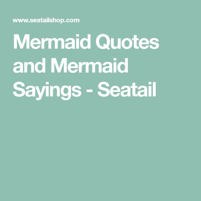 Motivational Quotes For Sports Teams: Best 25+ Mermaid Quotes Ideas On Pinterest