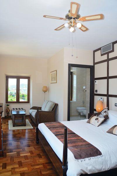 Room 7 - Colonial Style @ Hotel Leone, Montelparo (Marche), Italy http://charmhotelsweb.com/en/hotel/IT045