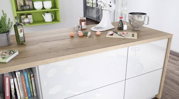 Image result for halifax oak laminate benchtop