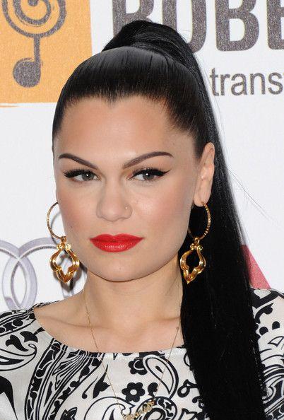 jessie j style | Jessie J Cat Eyes - Jessie J Beauty - StyleBistro  Visítanos en: https://www.facebook.com/hotelcasinointernacionalcucuta